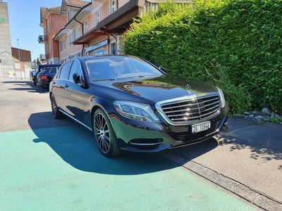 gebraucht Mercedes S500L S-Klasse Mercedes Benz