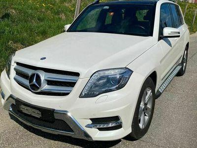 gebraucht Mercedes GLK250 GLK-Klasse GLK 250 BlueTEC 4 GLK-KlasseBlueTEC 4