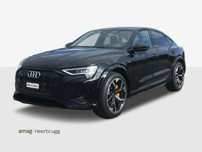 gebraucht Audi E-Tron QUATTROSportback S quattro