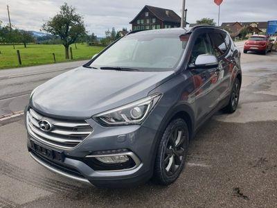 gebraucht Hyundai Santa Fe 2.2 CRDI Vertex 4WD Automatic