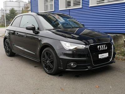 gebraucht Audi A1 Sport 1.4 TFSI S-Line! Ambition S-tronic CH-Fahrzeug