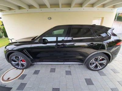 gebraucht Jaguar F-Pace SVR (Leasingübernahme oder Kauf)