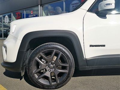 gebraucht Jeep Renegade 1.3 Turbo S AWD