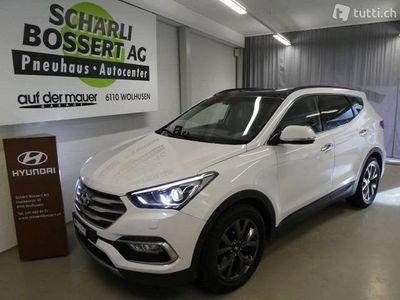 gebraucht Hyundai Santa Fe 2.2 CRDi 7P