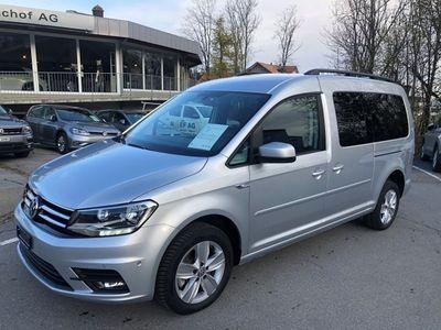 gebraucht VW Caddy Maxi 2.0TDI 4Motion BlueMotion Techn. DSG