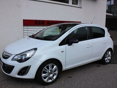 gebraucht Opel Corsa 1.4 TP Color Edition
