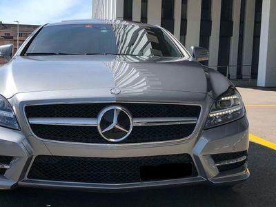 gebraucht Mercedes CLS350 CLS Mercedes BenzAMG Line 156Tkm MFK 08.2020