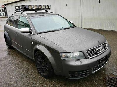 gebraucht Audi RS4 S4 /S4 Avant B6 Track&Sound