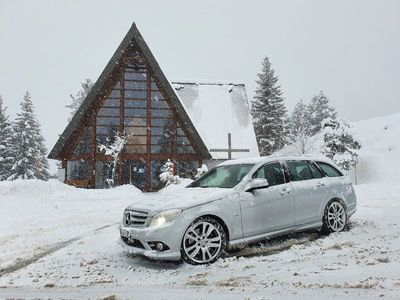 gebraucht Mercedes C320 C-Klasse Mercedes C350 CDI (CDI ) mfk 10.20