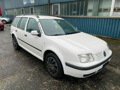 gebraucht VW Bora Variant 2.0