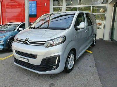 gebraucht Citroën Spacetourer M 2.0 BlueHDi 180 Business S/S 9 Plätze