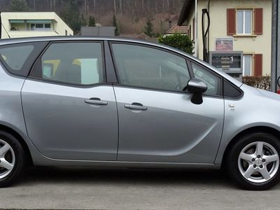 gebraucht Opel Meriva 1.4 TP Anniversary Edition