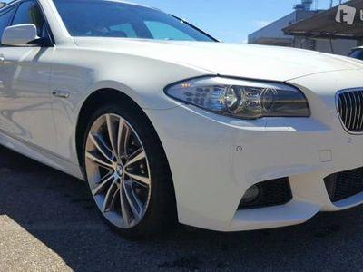 gebraucht BMW 525 d xDrive M-Sport Aut. 4x4 (Kombi), Ab Service und MFK