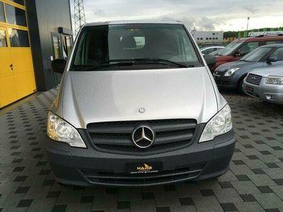 gebraucht Mercedes Vito 116 CDI Blue Efficiency 4Matic A