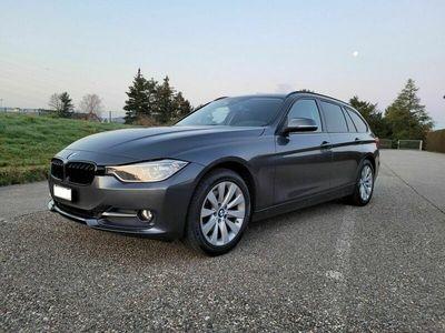 gebraucht BMW 320 3er 320d xDrive Sport Line 3er d xDrive Sport Line