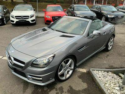 gebraucht Mercedes SLK250 AMG-LINE 7G-Tronic