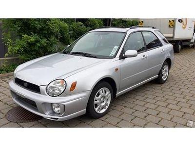 gebraucht Subaru Impreza 2.0