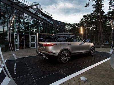 gebraucht Land Rover Range Rover Velar D 180 Automatic