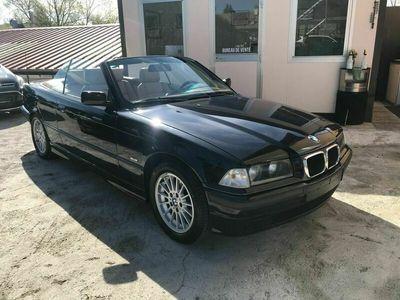 gebraucht BMW 318 Cabriolet 3er i Exclusiv