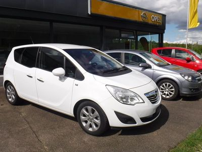 gebraucht Opel Meriva 1.4 Turbo Active Edition Automatic