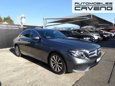 gebraucht Mercedes E220 E-KlasseAvantgarde 9G-Tronic