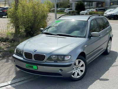 gebraucht BMW 325  xi Touring Six in-line