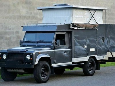 gebraucht Land Rover Defender 130 Td5 Expeditionsfahrzeug