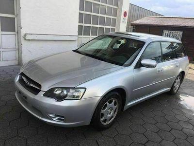 gebraucht Subaru Legacy 2.5i AWD Limited Automatic