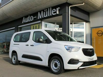 gebraucht Opel Combo Cargo Crew 2.4 t XL 1.2