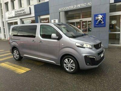 gebraucht Peugeot Traveller 2.0 BlueHDi Business Standard EAT