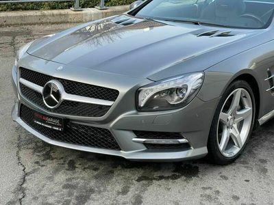 gebraucht Mercedes SL350 V6