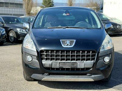 gebraucht Peugeot 3008 3008 1.6 16V T Platinum1.6 16V T Platinum