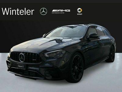 gebraucht Mercedes E53 AMG E-Klasse AMGT 4M+