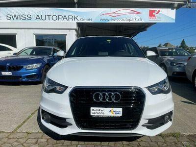 gebraucht Audi A1 Sportback Sport 1.4 TFSI Ambition S-tronic