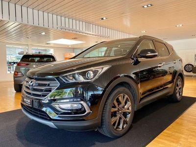 gebraucht Hyundai Santa Fe 2.2CRDI Vertex 4WD