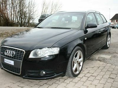 gebraucht Audi A4 A4 Avant 2.7 V6 TDI TopLine DPFAvant 2.7 V6 TDI TopLine DPF