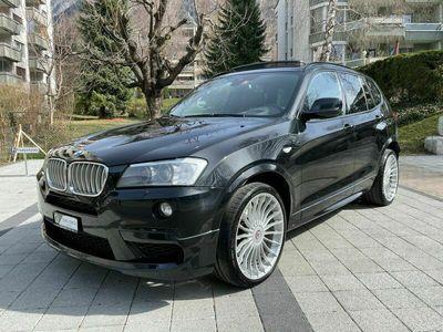 gebraucht BMW X3 Alpina Alpina XD3 Switch-TronicSwitch-Tronic