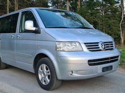 gebraucht VW Caravelle T5Comfort 2.5 TDI PD (Bus)