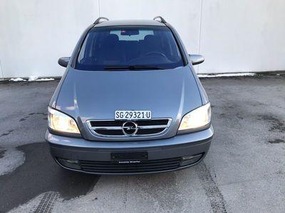 gebraucht Opel Zafira A 22