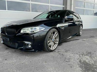 gebraucht BMW 535 5er | Touring | d | schwarz