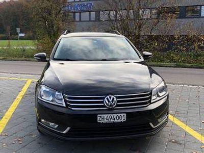 gebraucht VW Passat 1.6 TDI BMT