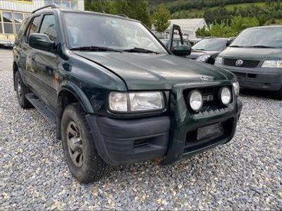 gebraucht Opel Frontera 2.2 DTi Limited