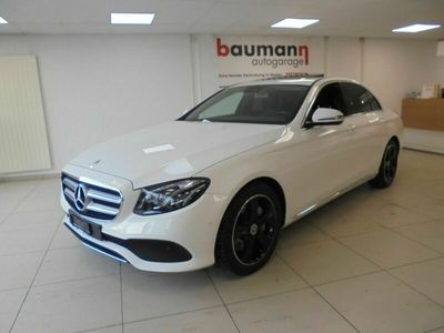 gebraucht Mercedes E350 Avantgarde 9G-Tronic