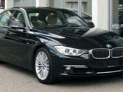 gebraucht BMW ActiveHybrid 3 Luxury Line Steptronic