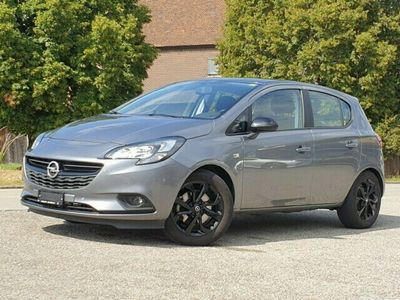 gebraucht Opel Corsa 1.0 Turbo Black Edition