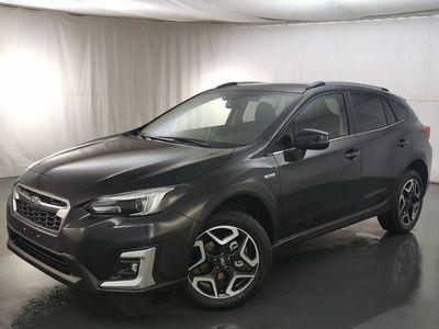 "gebraucht Subaru XV 2.0i e-Boxer Swiss Plus ""EyeSight"" Modell 2020"