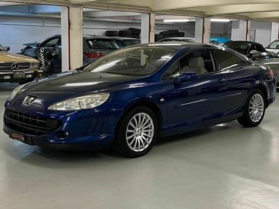 gebraucht Peugeot 407 Coupe 3.0