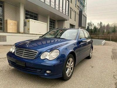 gebraucht Mercedes C220 C-Klasse C 220 CDI Classic Sport Edition C-KlasseCDI Classic Sport Edition