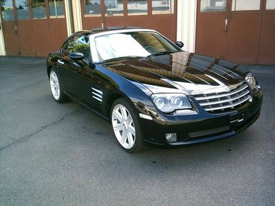 gebraucht Chrysler Crossfire 3.2 V6 (Limited)