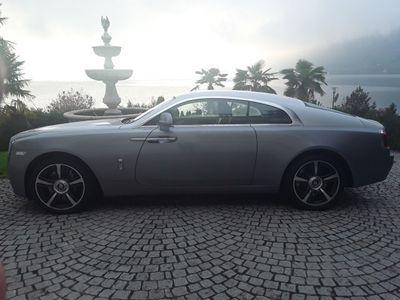 "gebraucht Rolls Royce Wraith 6.6 V12 Sondermodell ""INSPIRED BY FILM"""